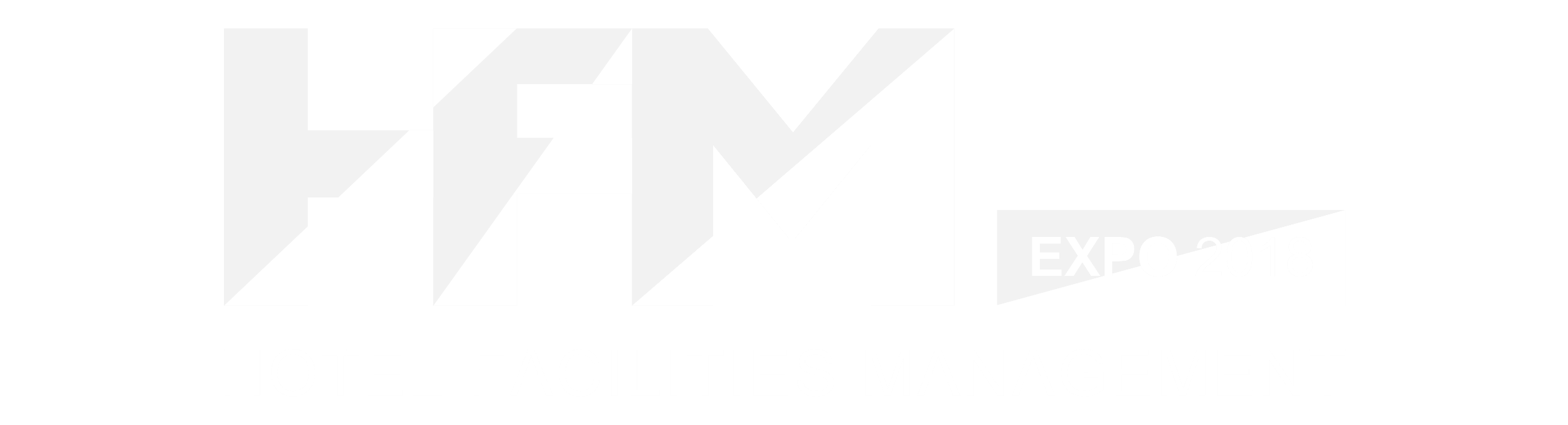Logo for Hotel Facilities Management expo