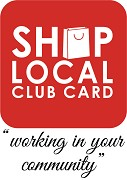 Shop Local Club Card: Exhibiting at Restaurant and Bar Tech Live
